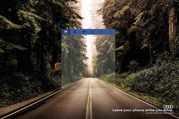 Audi-Texting-And-Driving-Leave-Your-Phone-Warp-Perception-Print-Ad-Campaign-3